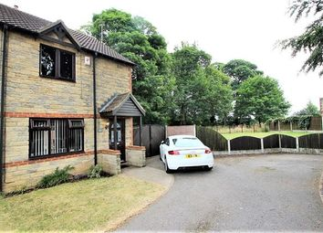 Thumbnail 3 bed semi-detached house for sale in Oldcotes Close, Throapham, Sheffield