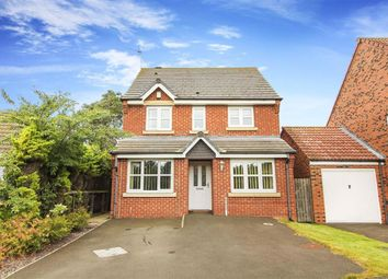 Thumbnail 3 bed detached house for sale in Ladyburn Way, Hadston, Northumberland