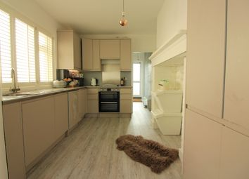 Thumbnail 1 bedroom maisonette for sale in Grange Road, West Molesey