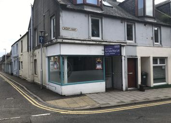 Thumbnail Retail premises for sale in 37 West Port, Arbroath