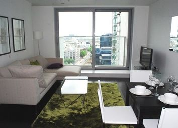 Thumbnail 1 bed flat to rent in West Tower, Pan Peninsula, Canary Wharf