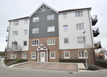 Thumbnail 2 bed flat for sale in Churchill Court, Eden Road, Dunton Green, Sevenoaks, Kent