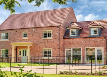 Thumbnail 5 bed detached house for sale in The Northorpe, Thorpe Lane, South Hykeham, Lincolnshire