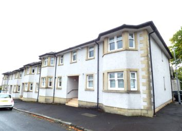 Thumbnail 2 bed flat for sale in Johnston Street, Greenock
