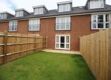 Thumbnail 4 bed town house to rent in Stoke Gardens, Slough
