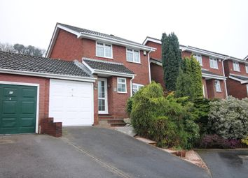 Thumbnail 3 bed link-detached house for sale in Amados Drive, Plympton, Plymouth