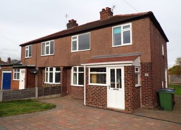 Thumbnail 3 bed property to rent in Russell Avenue, High Lane