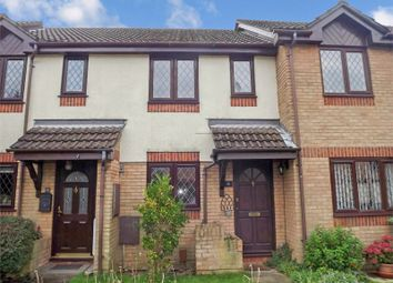2 bed terraced house for sale in Lambourne Drive, Locks Heath, Southampton SO31