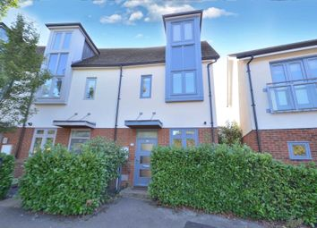 Thumbnail 4 bedroom town house to rent in Shackerstone Close, Broughton, Milton Keynes