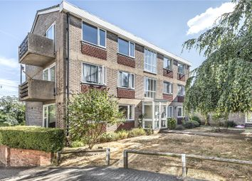 Thumbnail 2 bed flat for sale in Langton Close, Addlestone, Surrey