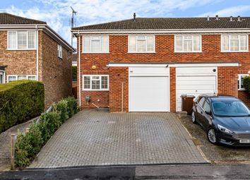 Thumbnail 3 bed end terrace house for sale in Finchampstead, Wokingham