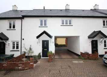 Thumbnail 2 bed terraced house to rent in Tiverton Road, Silverton, Exeter