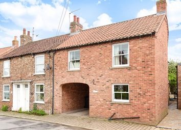 Thumbnail 3 bed semi-detached house for sale in Back Lane, Easingwold, York