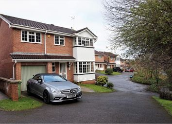 Thumbnail 5 bed detached house for sale in Cave Drive, Downend