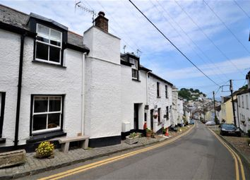Thumbnail 3 bed terraced house for sale in West Looe Hill, Looe, Cornwall