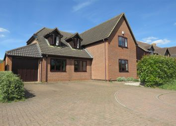 Thumbnail 5 bed property for sale in Whiteman Close, Langford, Biggleswade
