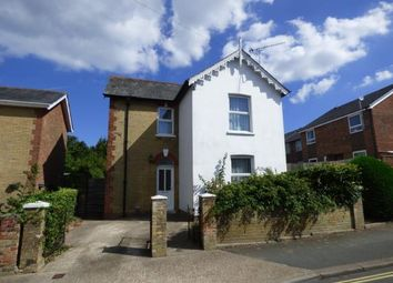 Thumbnail 3 bed detached house for sale in Clarence Road, East Cowes