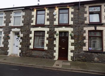 Thumbnail 3 bed property to rent in Robert Street, Pentre, Rhondda, Cynon, Taff.