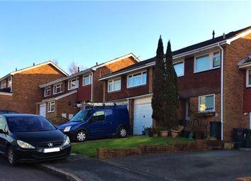 Thumbnail 3 bed terraced house to rent in Grainger Close, Basingstoke