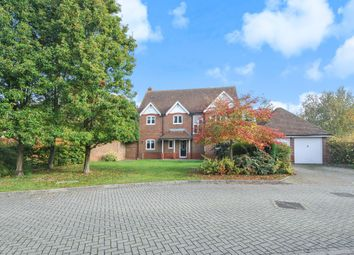 Thumbnail 5 bed detached house for sale in Hanningtons Way, Burghfield Common