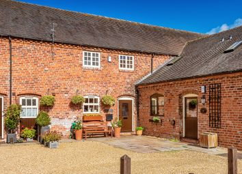 Thumbnail 4 bed barn conversion for sale in Shelmore Barns, Radmore Lane, Gnosall