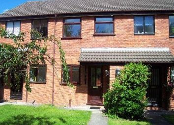 Thumbnail 2 bed town house to rent in Llys Derwen, Higher Kinnerton, Chester