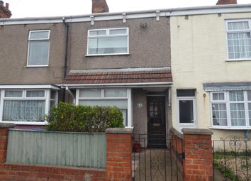 Thumbnail 2 bed terraced house for sale in Wintringham Road, Grimsby