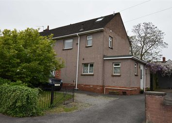 Thumbnail 4 bed semi-detached house for sale in Middle Way, Bulwark, Chepstow