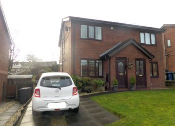 Thumbnail 2 bed semi-detached house for sale in Spring Close, Ramsbottom, Bury