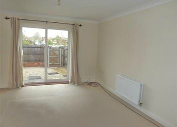 Thumbnail 2 bed terraced house to rent in Saturn Road, Blakenham Park, Ipswich