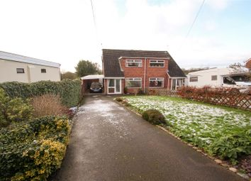 Thumbnail 2 bed semi-detached house for sale in Washerwall Lane, Werrington, Stoke-On-Trent