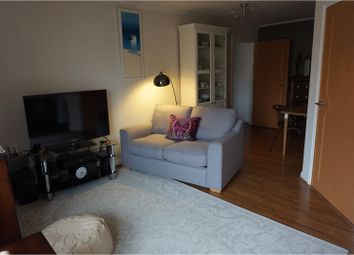 Thumbnail 2 bed flat for sale in Taliesin Court, Cardiff
