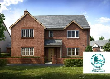 Thumbnail 4 bedroom detached house for sale in Woodbury Road, Clyst St George, Devon