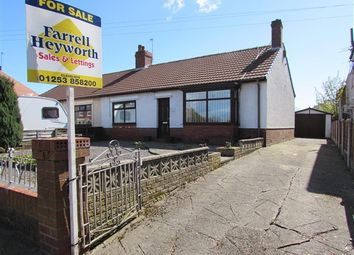 Thumbnail 2 bed bungalow for sale in Lawsons Road, Thornton Cleveleys