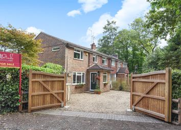 Thumbnail 4 bed semi-detached house for sale in Heath Ride, Finchampstead, Berkshire