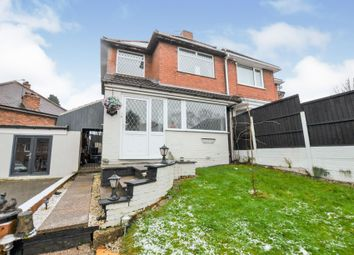 Thumbnail 3 bed semi-detached house for sale in Monsal Road, Great Barr