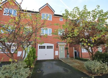 Thumbnail 3 bed town house for sale in Langley Beck, Widnes, Halton