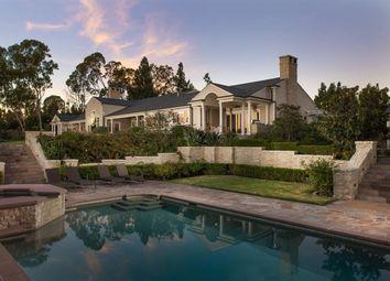 Thumbnail 8 bed property for sale in 6635 Las Arboledas, Rancho Santa Fe, Ca, 92067