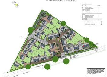 Thumbnail 2 bed town house for sale in Plot 8, Matlock Road, Wessington, Alfreton