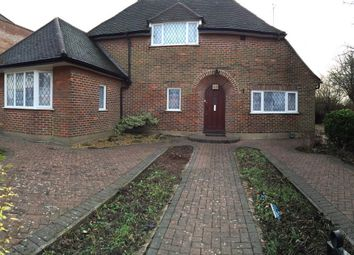 Thumbnail 4 bed detached house to rent in Kingsdown Avenue, Luton, Bedfordshire LU27Bu