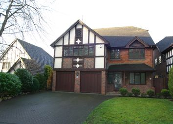 Thumbnail 4 bed detached house to rent in Southill Road, Chislehurst