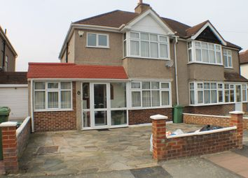 Thumbnail 4 bed semi-detached house to rent in Beaconsfield Road, London