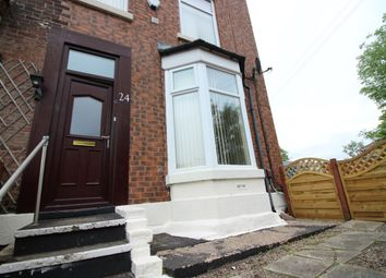 Thumbnail 4 bed terraced house to rent in Mackenzie Street, Bolton