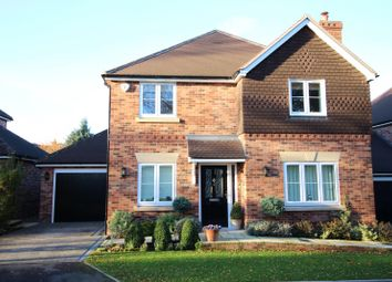 Thumbnail 4 bed detached house for sale in Maytree Walk, Caversham, Reading