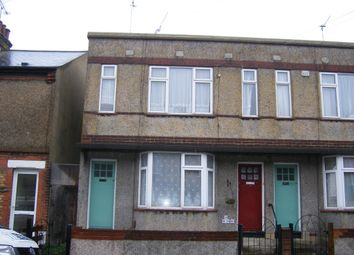 Thumbnail 1 bedroom flat to rent in Mead Road, Gravesend