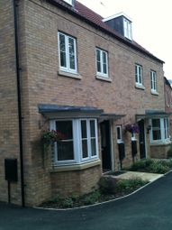 Thumbnail 4 bed semi-detached house for sale in Dewar Close, Corby