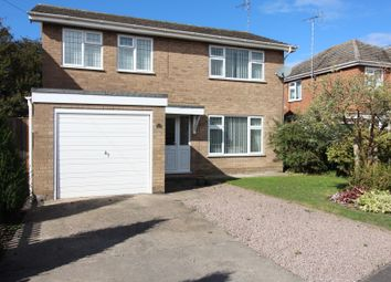 Thumbnail 4 bed detached house for sale in Helmsley Way, Spalding