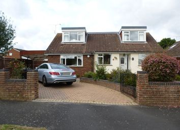 Thumbnail 4 bed bungalow for sale in Yew Tree Close, Fair Oak, Eastleigh