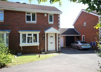 Thumbnail 3 bed semi-detached house for sale in Crows Grove, Bradley Stoke, Bristol