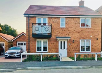 Thumbnail 4 bed detached house for sale in The Creek, Walton On The Naze